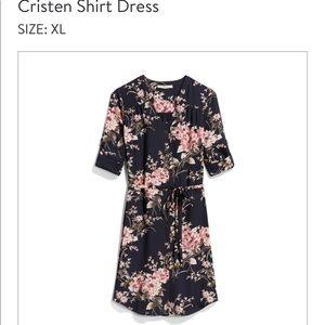 41 Hawthorn Button Down Dress